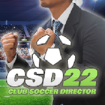 Club Soccer Director 2022 Apk Download V1.1.1 Free For Android